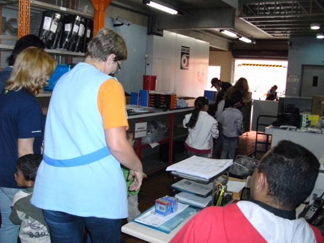 Parceria Abecom: ONG Maria Maymard - Dia do Trabalho