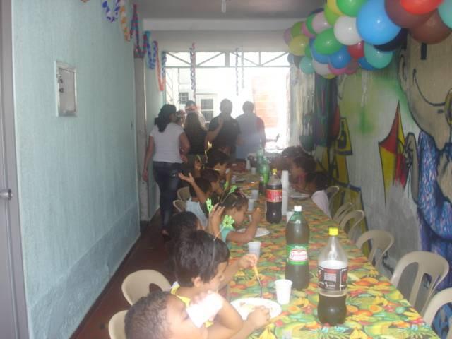 Parceria Abecom: ONG Maria Maymard - Festa de Natal
