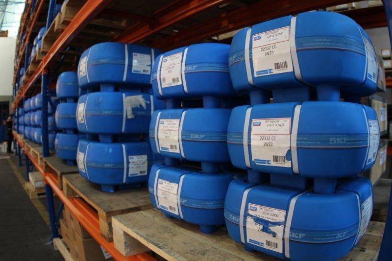 Centro de Distribuição Abecom - Produtos SKF