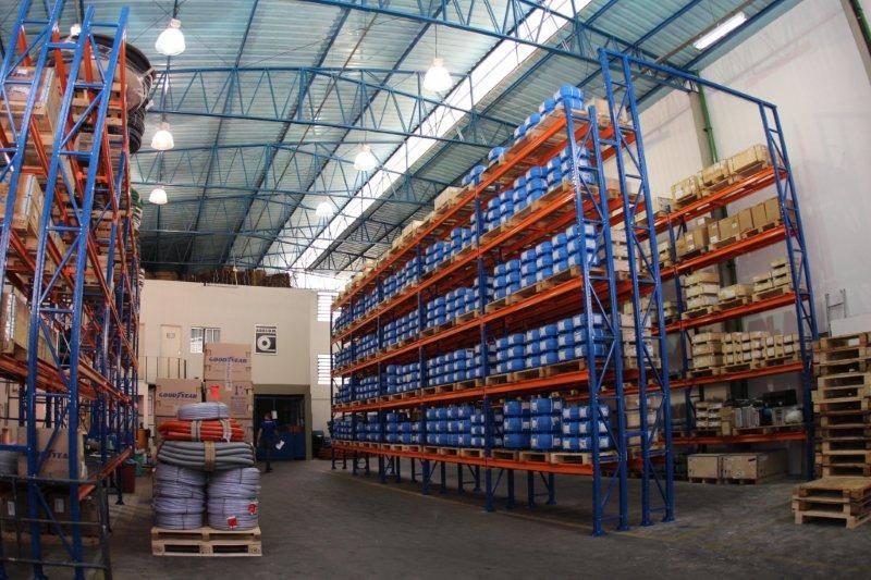 Centro de Distribuição Abecom