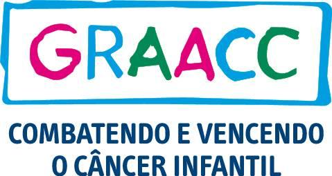 Logo GRAAC - Combatendo e vencendo o câncer infantil