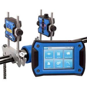 alinhadores skf para alinhamento de eixo a laser