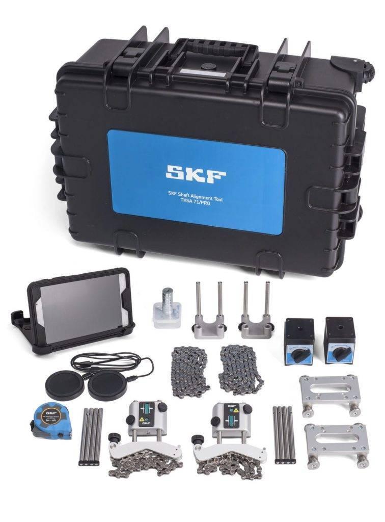 kit de ferramentas skf