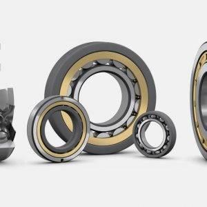 rolamento radial e rolamento axial