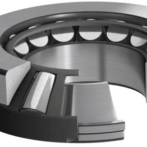 Rolamento axial autocompensador de rolos