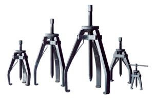 extratores de polias 2 garras ou 3 garras universal
