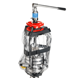 sacador de rolamento com acionamento por mola - easy pull