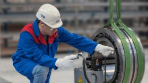 aquecedor indutivo para rolamentos SKF