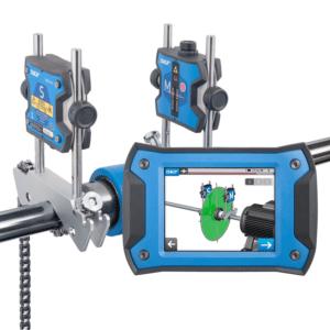 ferramenta para alinhamento de eixos a laser TKSA41