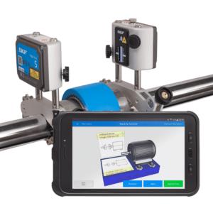 ferramenta para alinhamento de eixo a laser TKSA71