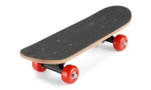 skate com rolamentos red bones