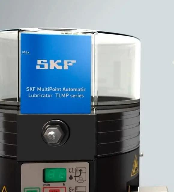 Lubrificador automático SKF de pontos múltiplos - Série TLMP
