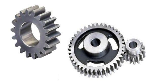 engrenagem é um tipo específico de roda dentada industrial