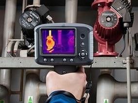 camera termográfica